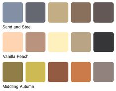 Earth Colors Paint earth tone color schemes | paint | pinterest | master bedroom