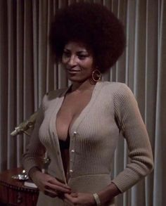 Pam Grier Pam Grier Jackie Brown Foxy Brown Vanessa Williams Anne Bancroft