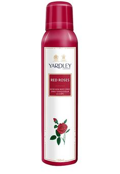 Yardley London Women Red Roses Deo Buy Online at Best Price in India: BigChemist.com