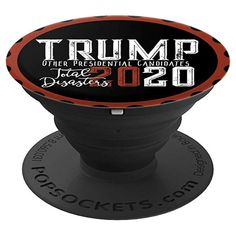 Trump 2020 other Presidential Candidates, Total Disasters - PopSockets Grip and Stand for Phones and Tablets Pro Trump, Amazon Seller, Presidential Candidates, Phones, Board, Ebay, Telephone, Planks