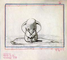 Dumbo - The Art of Disney Animation