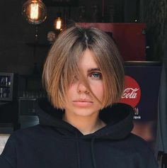 Best Pixie Bob Haircuts for Neat Look Best Pixie Bob Haircuts for Neat Look,Frisuren beauty inspiration for thin hair bob haircuts bob hairstyles Popular Short Hairstyles, Short Hairstyles For Thick Hair, Short Straight Hair, Short Hair Cuts, Cool Hairstyles, Short Blunt Bob, Very Short Bob, Straight Bob Haircut, Beach Hairstyles