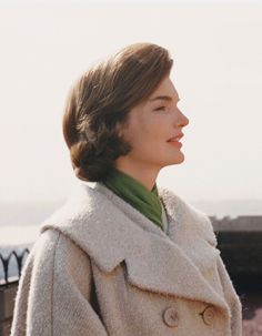 """Happy 88th Birthday to my role model and style icon, Jacqueline Kennedy Onassis (July 28, 1929 - May 19, 1994) """"The deep desire to inspire people, to take an active part in the life of the country..."""