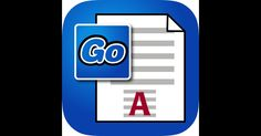 I usually don't plug paid apps in these e-mails, but there is a new app(s) that you may be interested in. The app is GoWorksheet Maker and GoWorksheet. These apps take printed classroom worksheets and tests and makes them accessible with an iPad! You can import images or take a photo of the worksheet, and customize it for your student's needs. You then can add word banks, allowance of tapping to fill multiple choice answers, drag and drop answers, or audio output that includes more detailed…