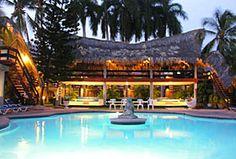 Hotel Bali Hai, Acapulco Guerrero - Sobre la Costera Miguel Alemán, en la Zona Dorada, a una cuadra de la playa.