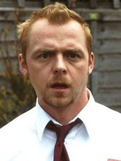 Simon Pegg. yes you are on the board.