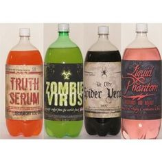 Party Labels (Halloween)
