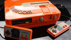 The Twin Famicom is an interesting game console. Produced by Sharp, it was Nintendos Famicom console and Disk System melded into a single console.