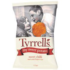 My sweet potato-sweet-chili