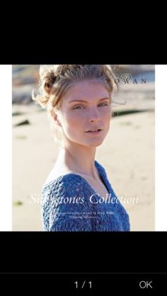 Rowan Silkystones Collection Explications Tricot By Marie Wallin