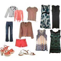 """""""Summer Holiday Lookbook"""" by certainstyle on Polyvore"""