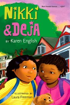 Nikki and Deja by Karen English http://www.amazon.com/dp/0547133626/ref=cm_sw_r_pi_dp_7h67ub1P9CCDB