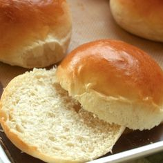 Rich and tender homemade brioche buns are the perfect addition to any burgers or sandwiches.