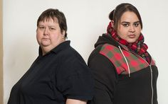Janice and Amber Manzur both live off handouts and are so obese they have to   use mobility scooters, but they say: 'We'd rather be fat on benefits than   thin and working'