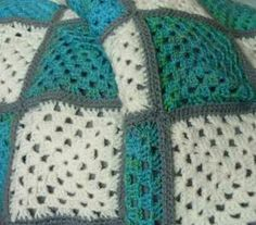 GS avatar Granny Square Blanket, Avatar, Crochet, How To Make, Ganchillo, Crocheting, Knits, Chrochet, Quilts