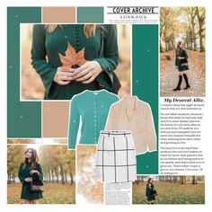 """""""The Perfect Leaf"""" by l33l ❤ liked on Polyvore featuring Mes Demoiselles..."""