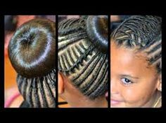 Surprising African American Braided Hairstyles For Kids Styles Braid Hairstyle Inspiration Daily Dogsangcom