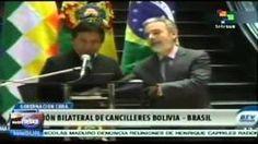 Brasil ratifica apoyo para ingreso de Bolivia al Mercosur
