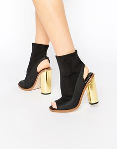 obsessed with this booties