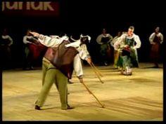 """Tańce Góralskie z Opery Stanislawa Moniuszki """"Halka"""" / Polish Highlanders' Dance from Stanisław Moniuszko's opera """"Halka""""."""