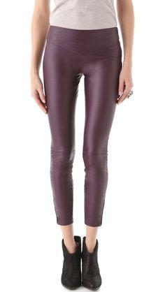 yes, want. Blank Denim Vegan Leather Leggings