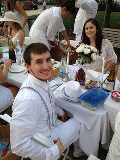 Diner En Blanc Philadelphia debut