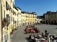 #Lucca #Italy