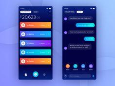 Crypto Wallet App by Dmitri Litvinov