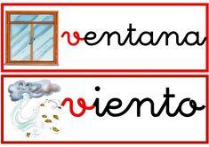 Dificultades ortográficas Embroidery Patterns, Diy, Stickers, Home Decor, Montessori, Spanish, Crafts, Creativity, Ideas