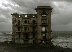 rais hamidou's haunted mansion, algiers, algeria.
