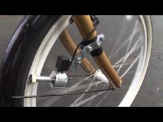 Review of SpinPOWER - Bicycle Powered USB Charger for Smart Phones - YouTube