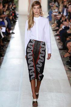 Best of New York Fashion Week Spring 2015.    Tory Burch