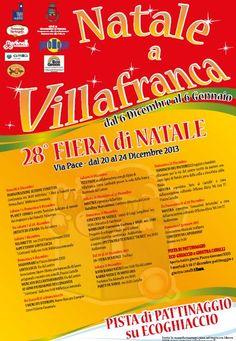 Villafranca di Verona: la Fiera di Natale 2013 dal 20 dicembre @GardaConcierge