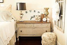 ASCP French Linen Dresser