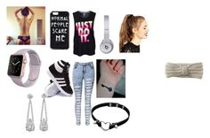 """""""STYLE"""" by iyegirl2005 on Polyvore featuring NIKE, Beats by Dr. Dre, Aéropostale, adidas and ASOS"""