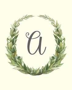 Classic Farmhouse Monograms & Banner Free Printables - The Cottage Market