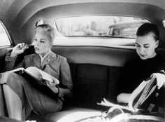 Kim Novak and Peggy Richardson, Alfred Hitchcock's long time production assistant, during filming of Vertigo Alfred Hitchcock, Hitchcock Film, Scene Photo, Movie Photo, I Movie, Movie Stars, Tippi Hedren, Grace Kelly, Classic Hollywood