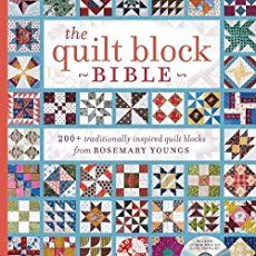 Booktopia has The Quilt Block Bible, Traditionally Inspired Quilt Blocks from Rosemary Youngs by Rosemary Youngs. Buy a discounted Paperback of The Quilt Block Bible online from Australia's leading online bookstore. Patchwork Quilt Patterns, Paper Piecing Patterns, Quilt Patterns Free, Pattern Blocks, Patchwork Ideas, Square Patterns, Free Pattern, Book Quilt, Quilt Top