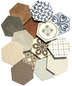 Hexagon Decorations