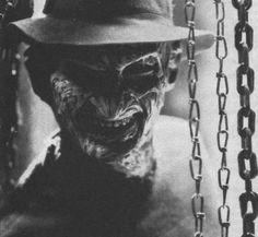 A Nightmare on Elm Street New Nightmare, Nightmare On Elm Street, Horror Films, Horror Art, Freddy Kruger Costume, Horror Shirts, Freddy's Nightmares, Slasher Movies, Freddy Krueger