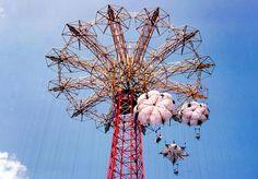 Parachutes @ Coney Island