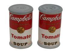 Campbell's Tomato Soup Salt and Pepper Shakers, http://www.amazon.com/dp/B000U2VPRU/ref=cm_sw_r_pi_awdm_wKuuwb0HN6FS8