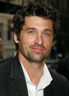 Patrick Dempsey~ Mc Dreamy :) He has such pretty eyes!