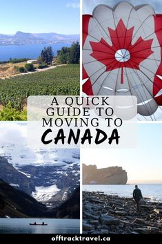 So You Want to Move to Canada? A Quick Start Immigration Guide Moving To Canada, Canada Travel, Best Places To Move, Cool Places To Visit, Cool Countries, Countries Of The World, Immigration Canada, Migrate To Canada, Tips