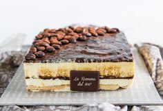 Golosa al tiramisù: fragrant puff pastry and Chantilly cream with a coffee heart and decoration. Chantilly Cream, Coffee Heart, Fresh Cream, Pastries, Tiramisu, Decoration, Cake, Ethnic Recipes, Food