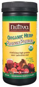 Hemp Protein - Good source of plant protein. Buy Hemp Protein Organic 16 Ounces Powder at the Vitamin Shoppe