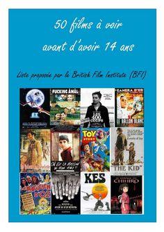 50 films à voir avan