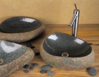 Stone Forest makes these great natural sinks.