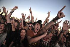 Open'er Festival - #people #fun