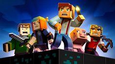 Minecraft Story Mode on Nintendo Switch